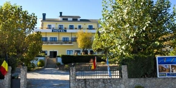Nuestro entorno Hotel a Lastriña