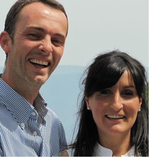 Thierry y Julia